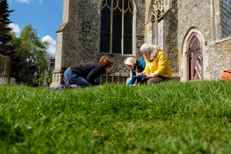 Churchyard survey (18)